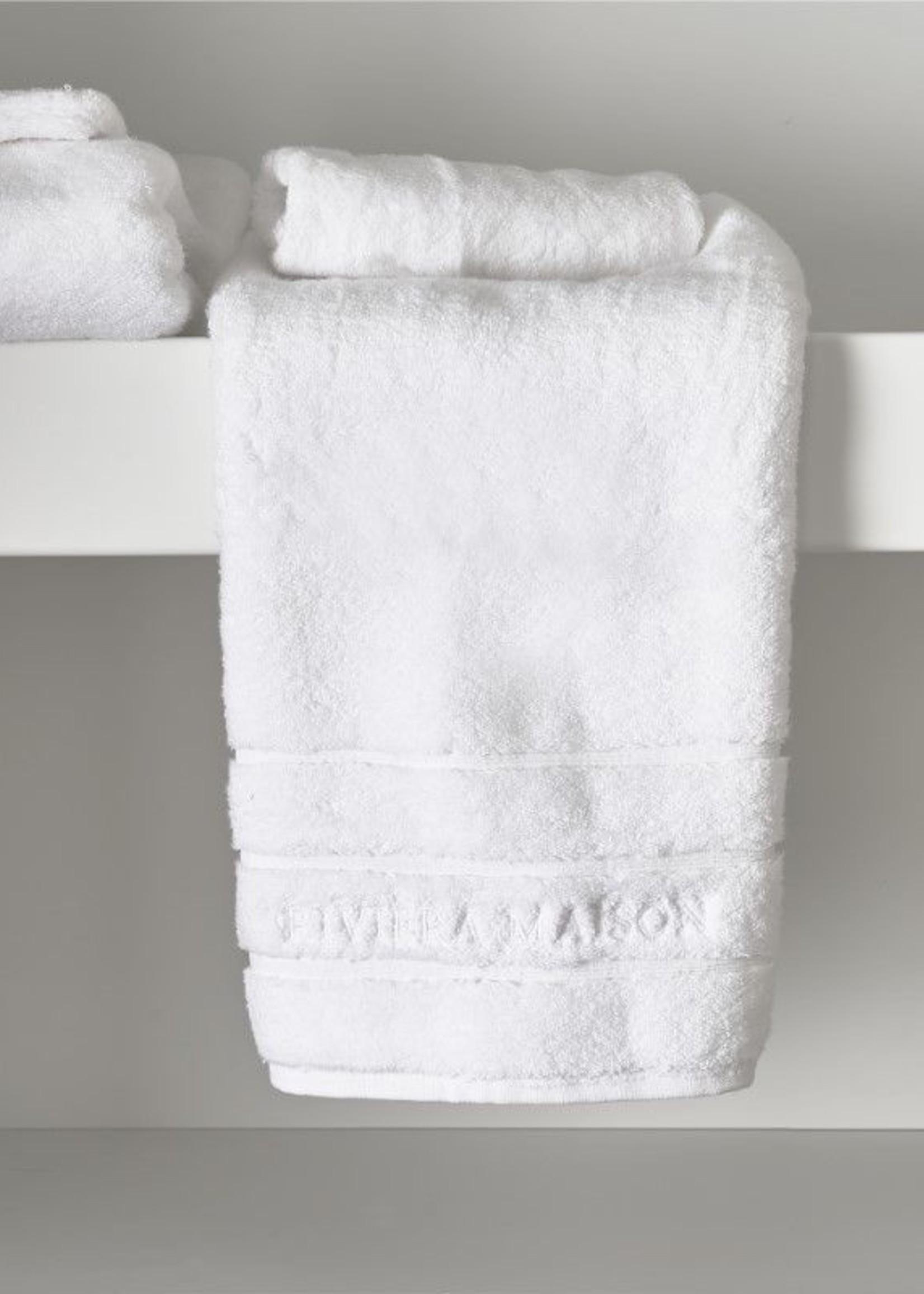 Riviera Maison RM Hotel Towel white 100x50