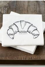 Riviera Maison Paper Napkin Le Croissant