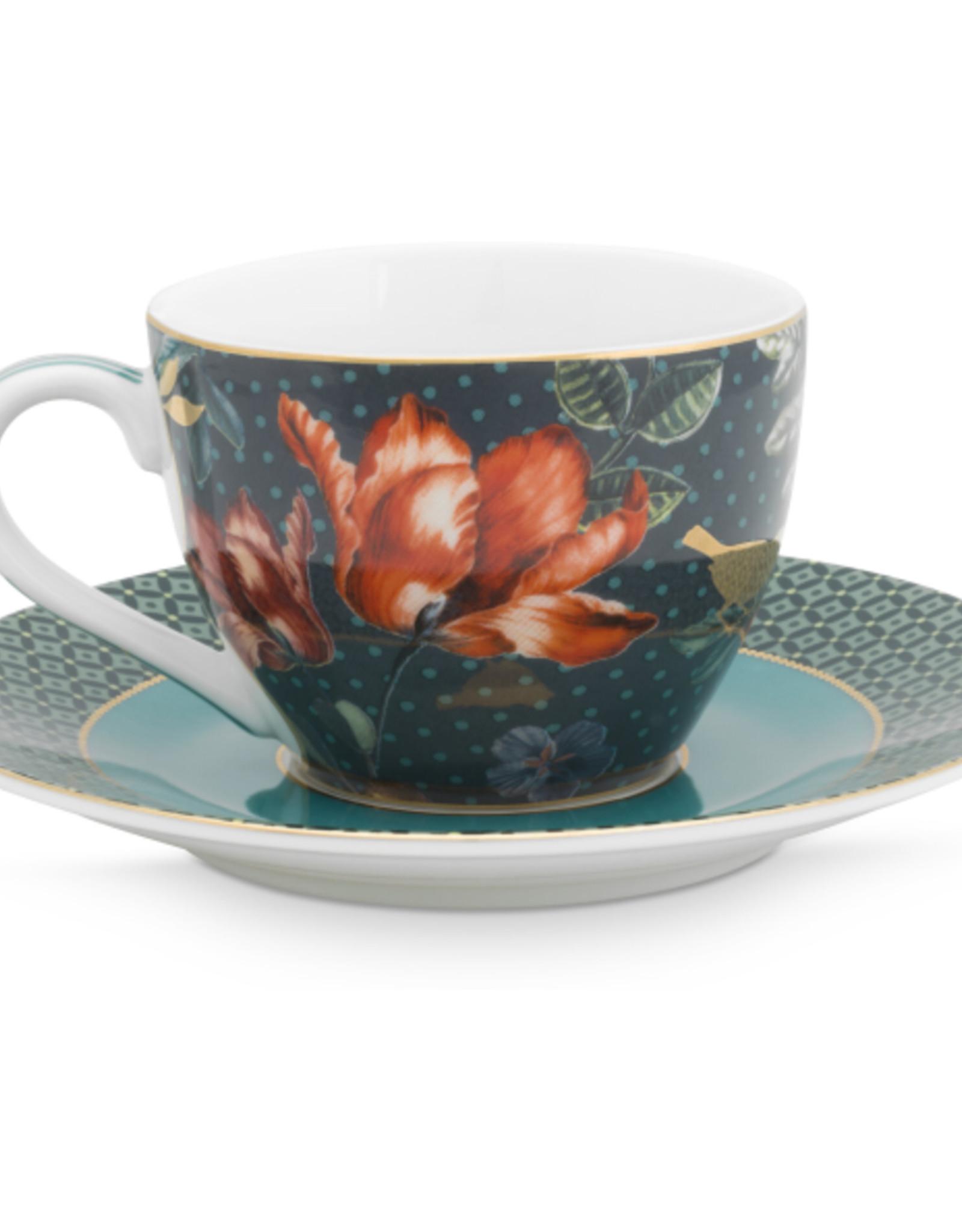 Cup en Saucer Winter Wonderland