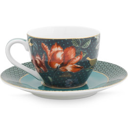 Cup en Saucer Winter Wonderland