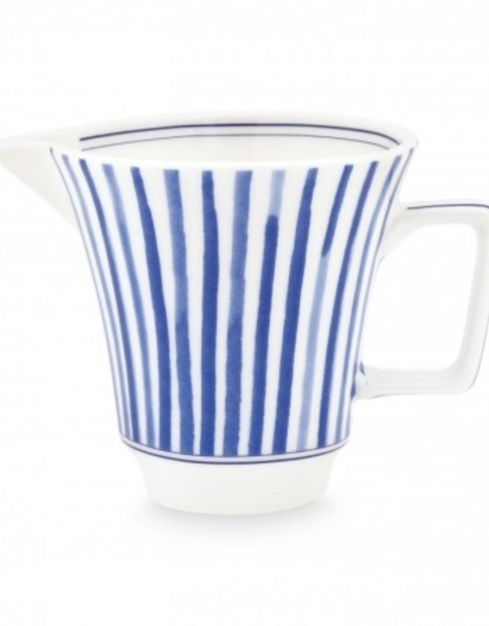 Janny van der Heijden Milk Jug Stripes