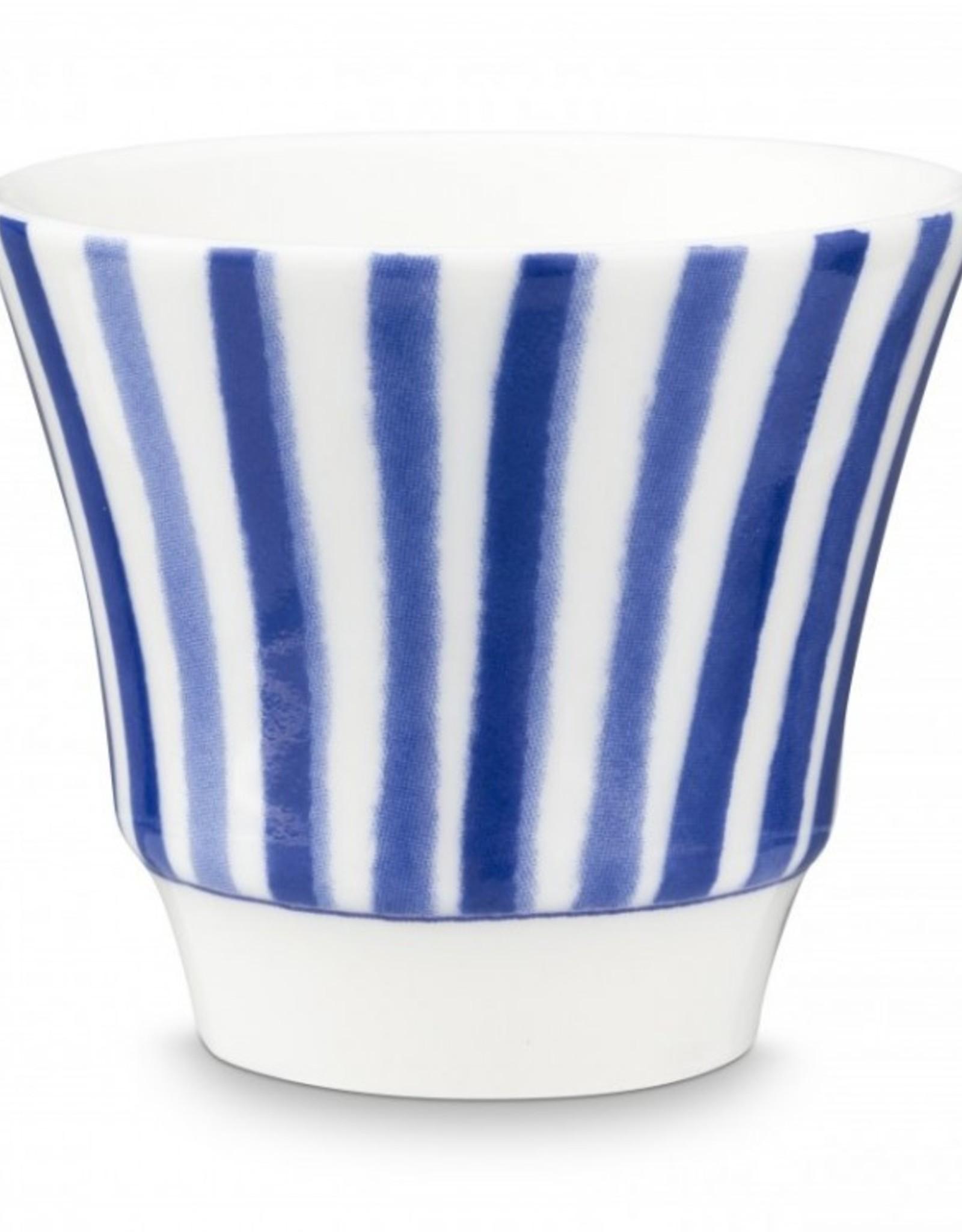 Janny van der Heijden Egg cup stripes