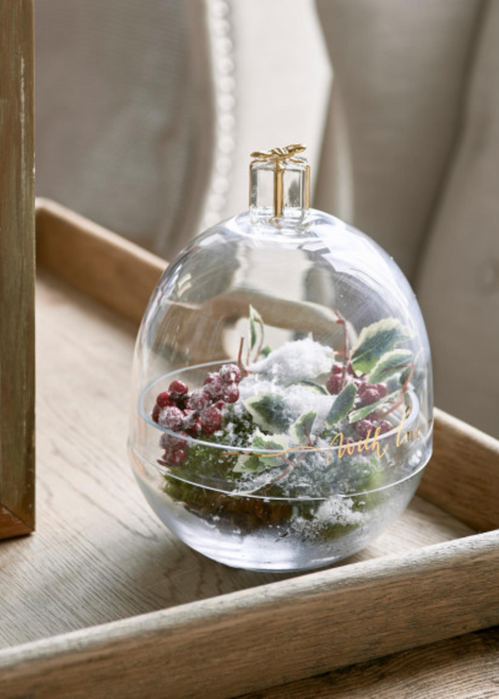Riviera Maison Present With Love Storage Jar