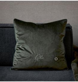 Riviera Maison Chic Velvet Pillow Cover 50x50