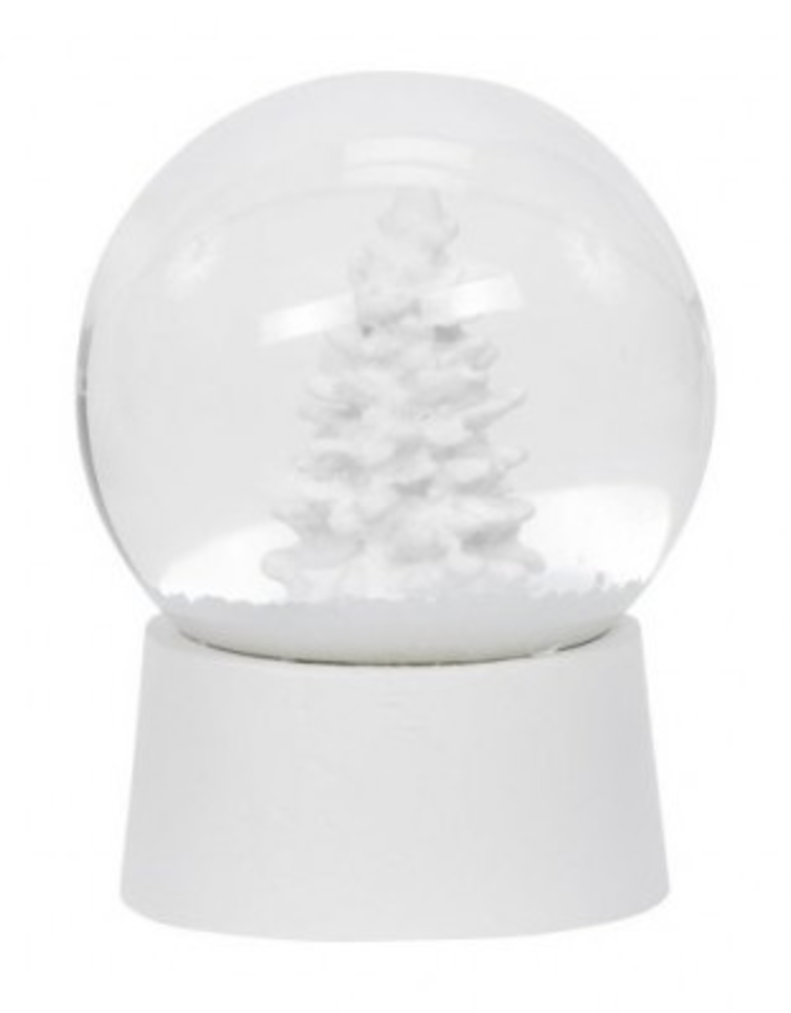 Sneeuwbol wit 5,5 cm