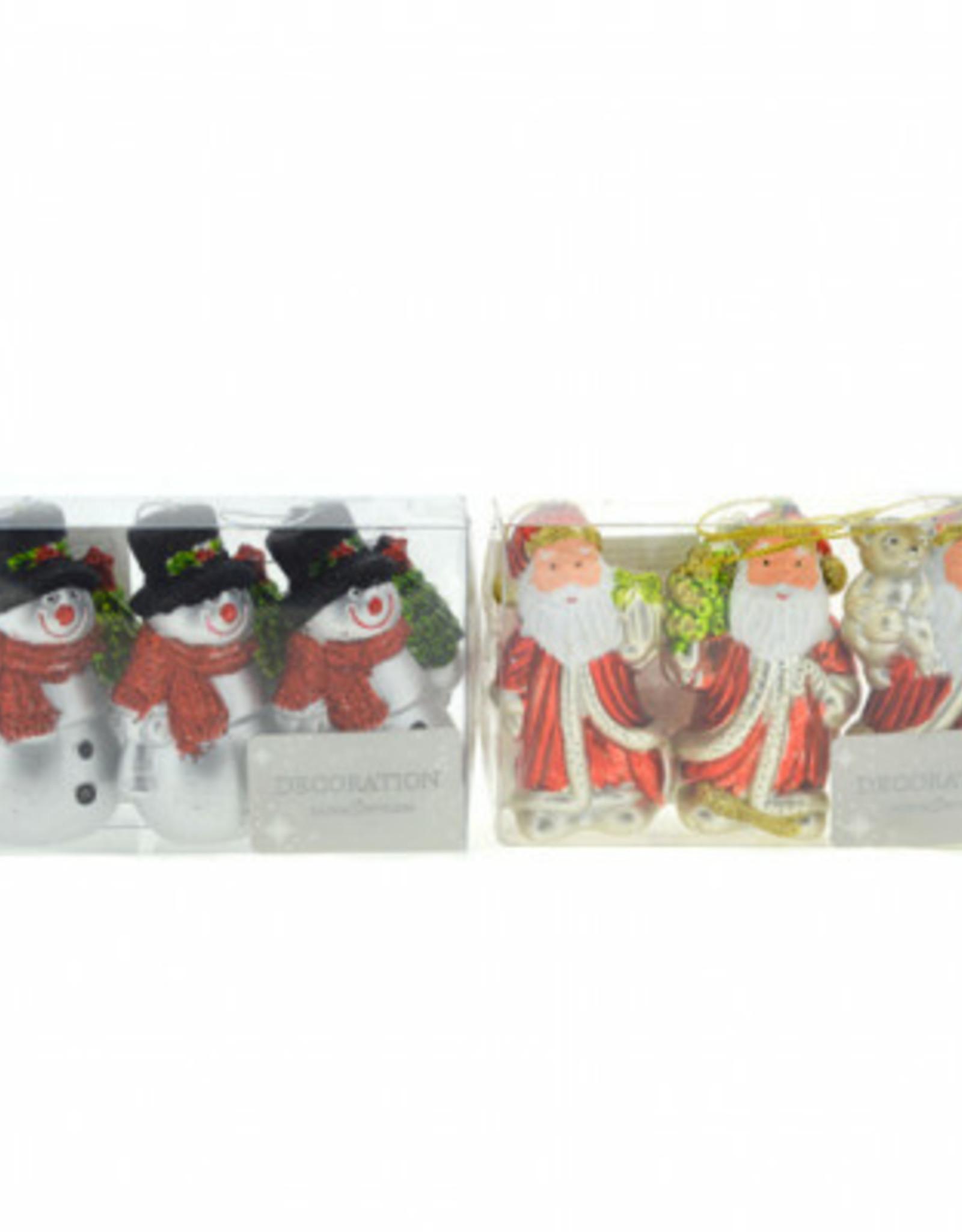 Hanger sneeuwpop / kerstman
