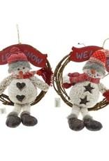 Hanger sneeuwpop Nogales