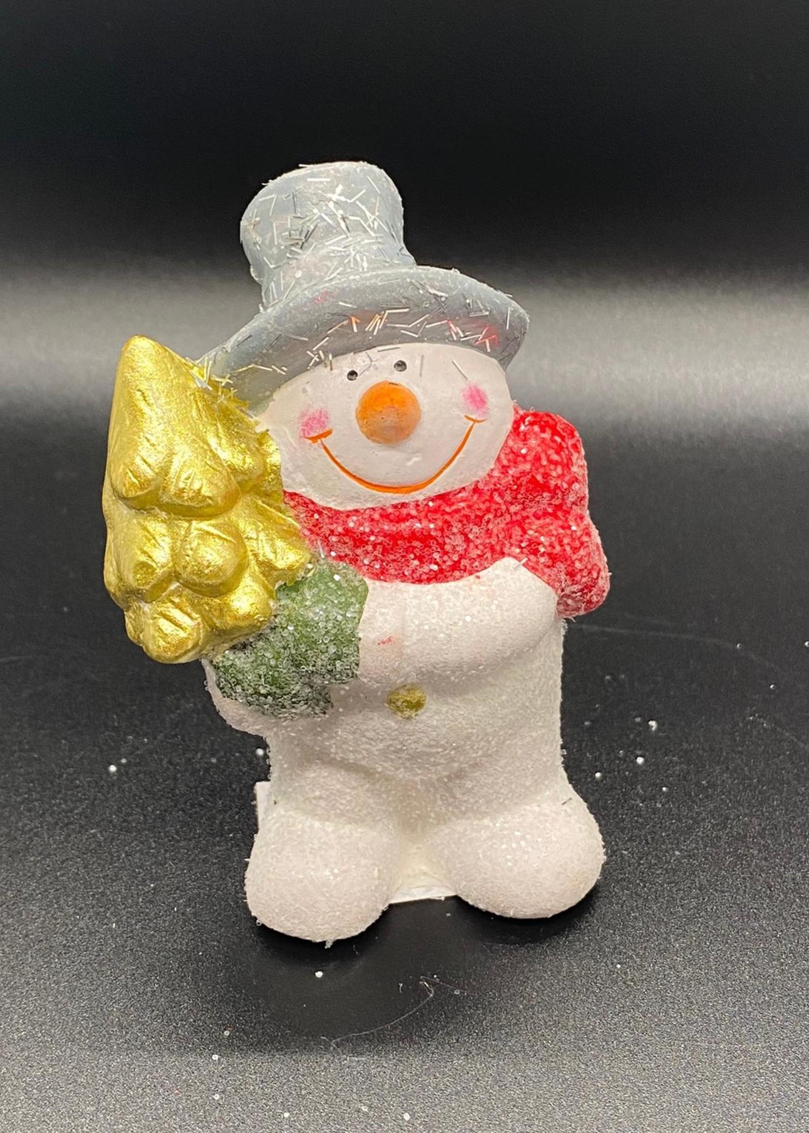Keramiek XL Sneeuwpop