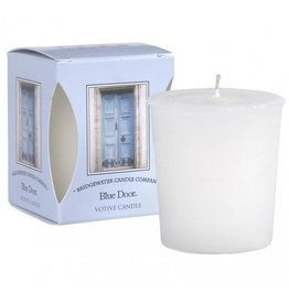 Bridgewater Votive Blue door