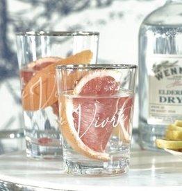 Riviera Maison Joie De Vivre Glass S
