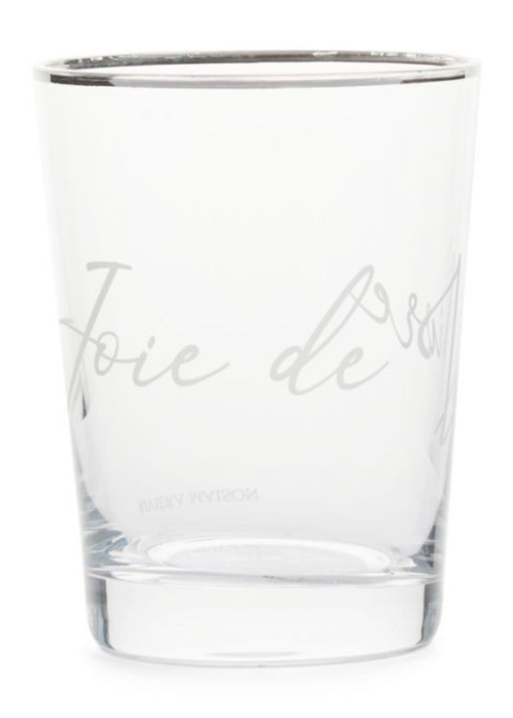 Riviera Maison Joie De Vivre Glass M