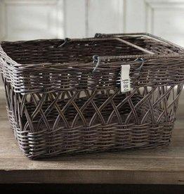 Riviera Maison Rustic Rattan Shopping Basket RM