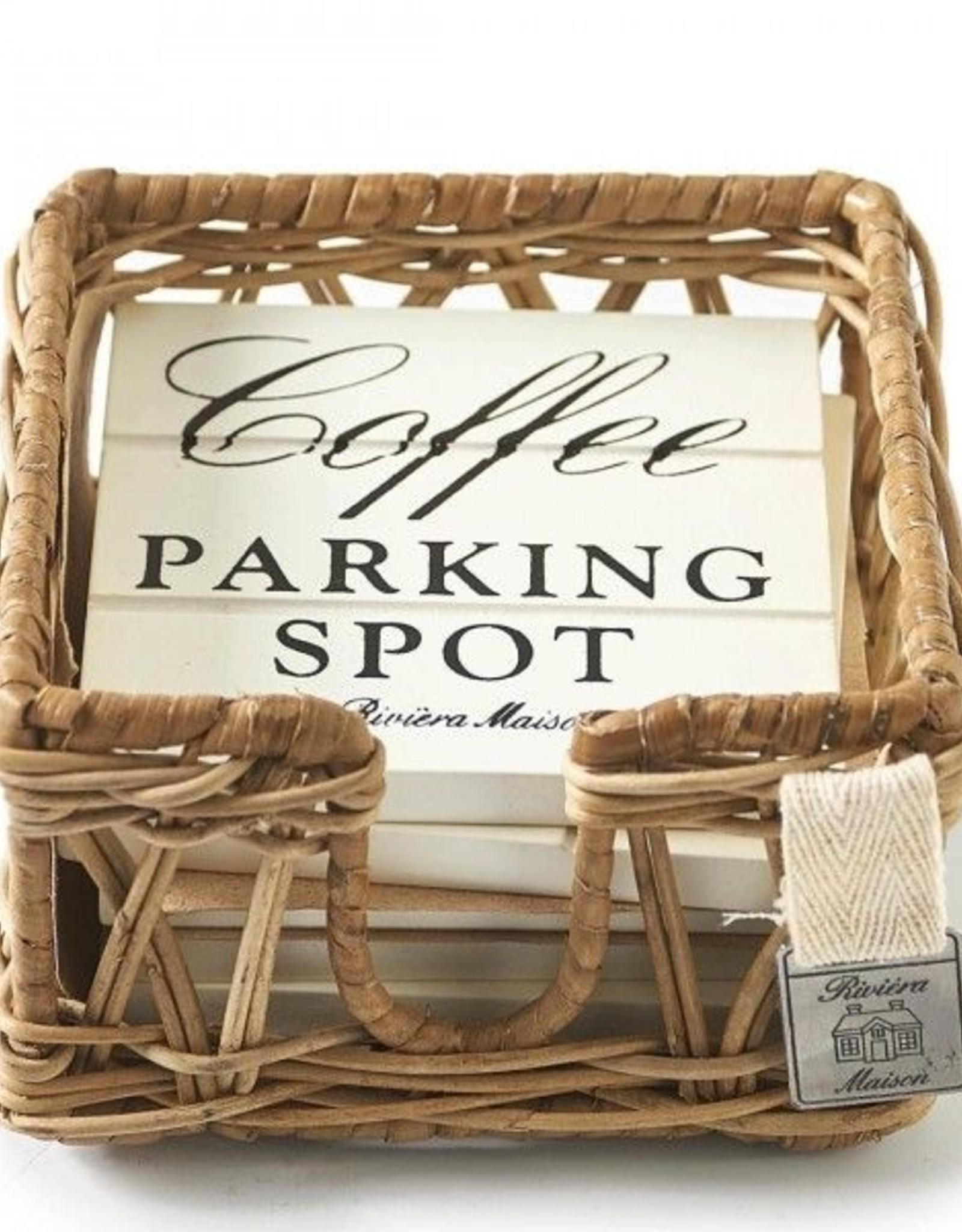 Riviera Maison Parking spot coasters