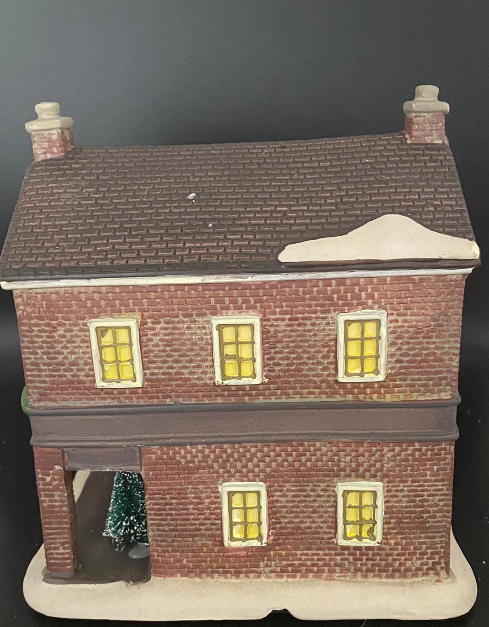 Bloemenwinkel kerst 18 cm