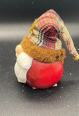 Keramiek Kerstman met XL Hoed