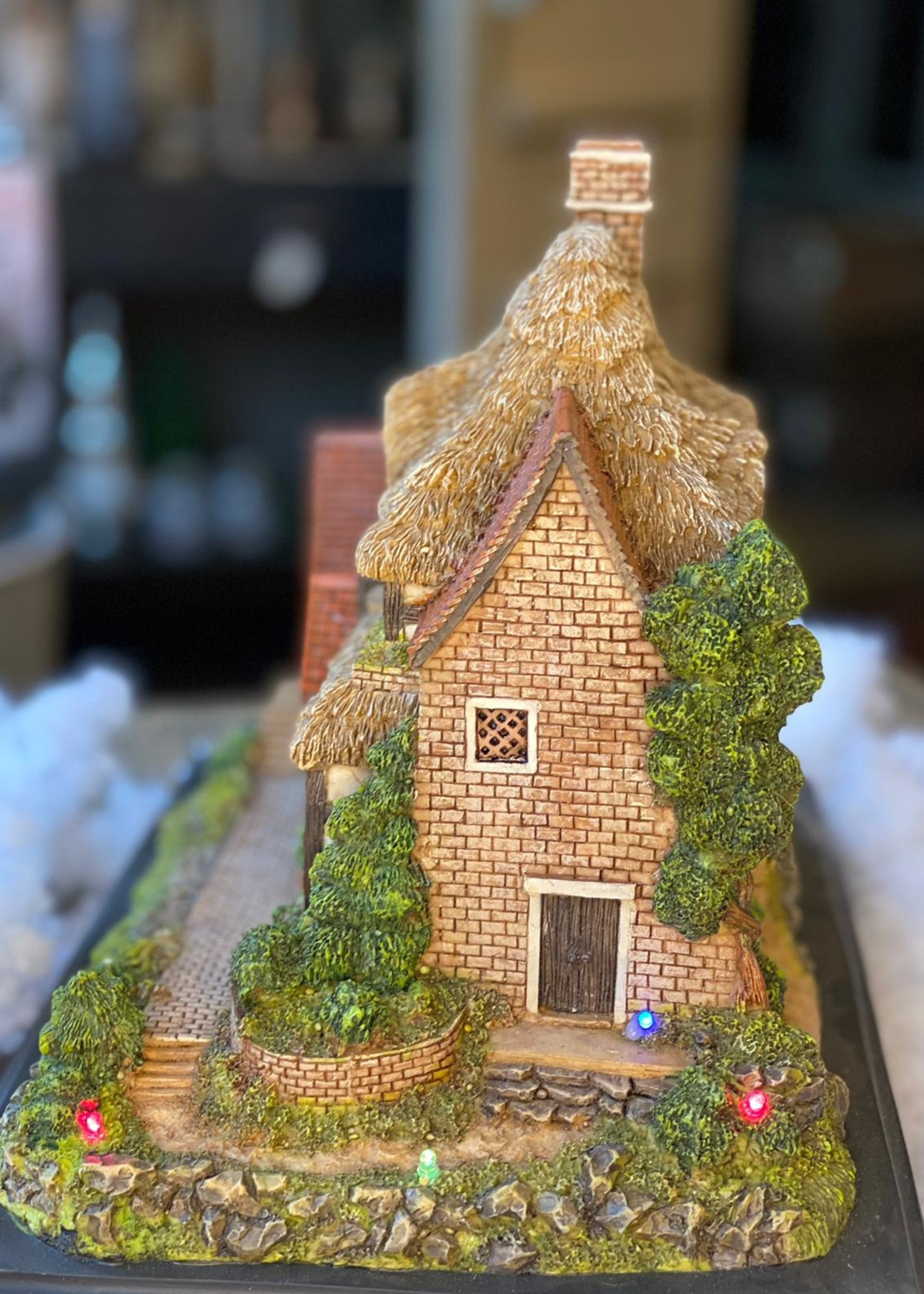 Groot Huis voor kerstdorp