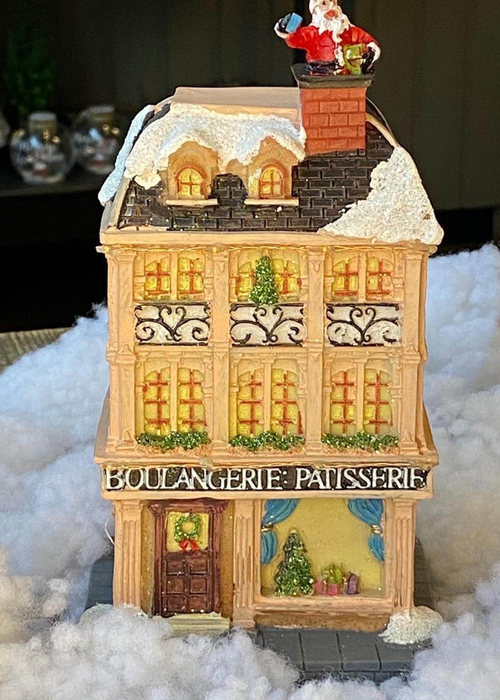 Bakkerij  voor kerstdorp