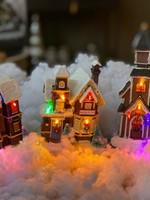 Dorpshuis voor kerstdorp