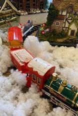 Kersttrein voor in je kerstdorp!!