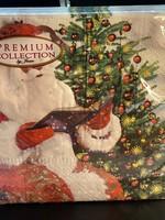 Servetten Santa Classic