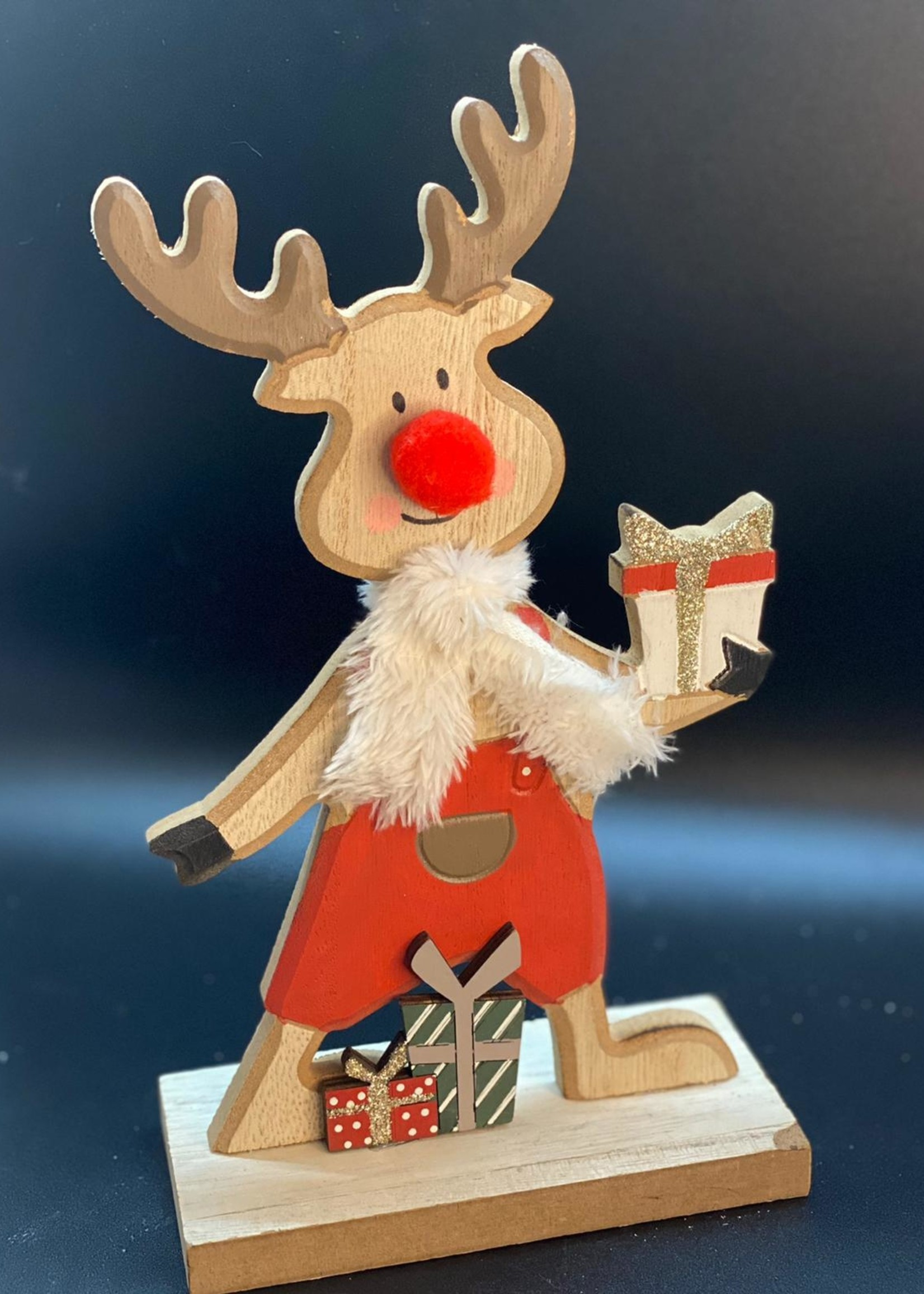 Rudolph, van hout