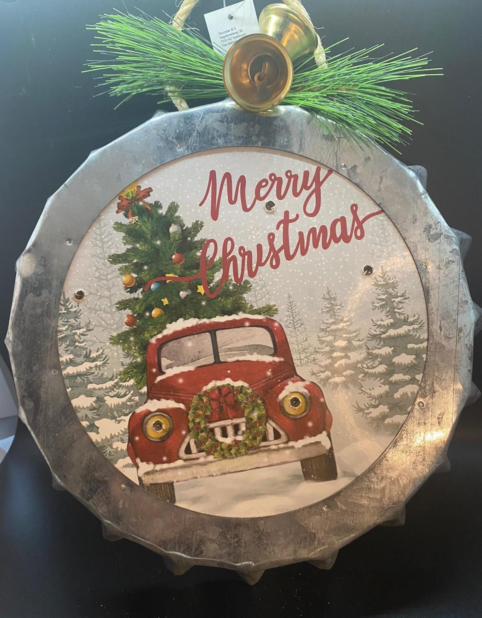 Bierdop Merry Christmas