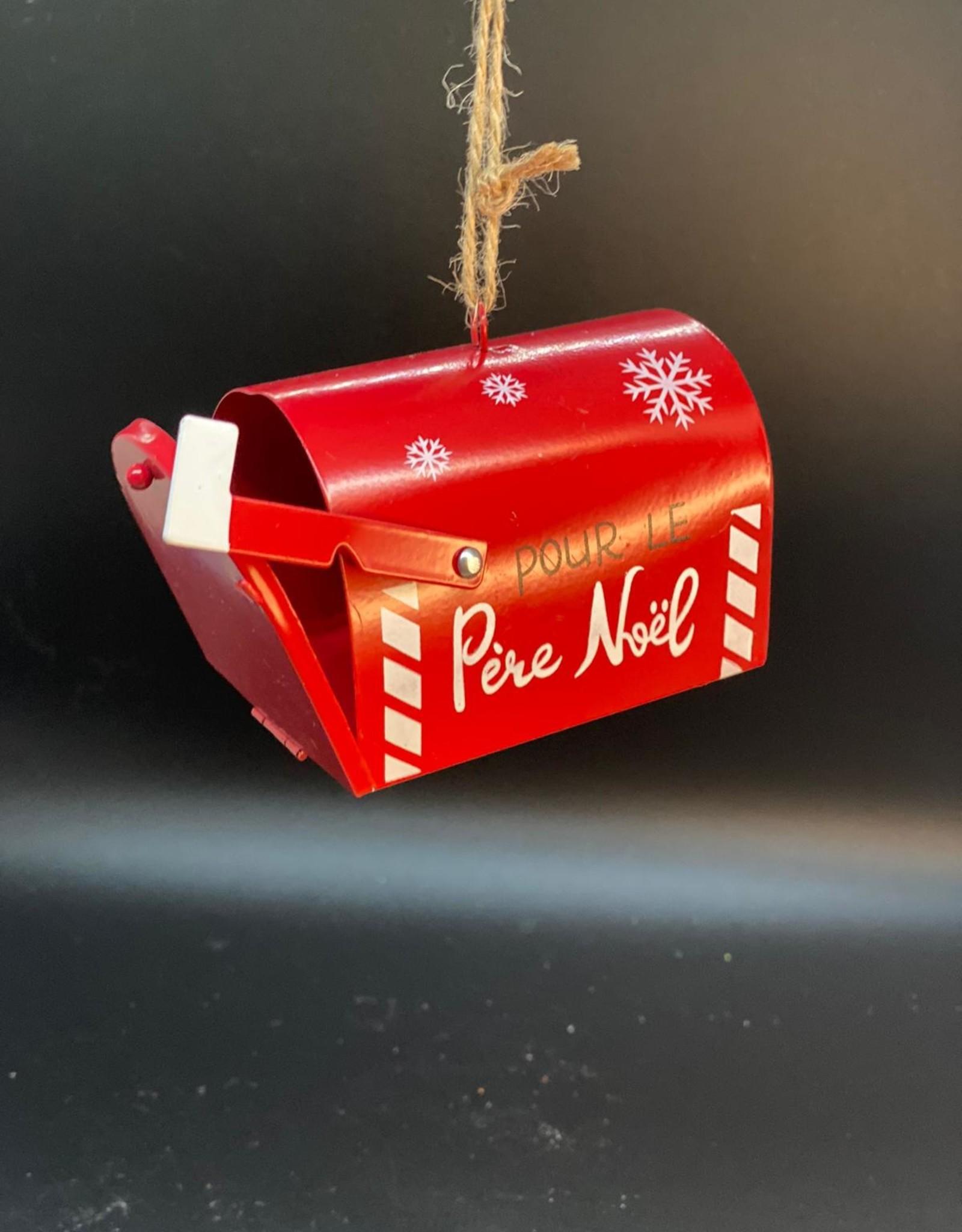 Kerst Hangerbrievenbus