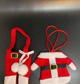 Hanger kerstkledij