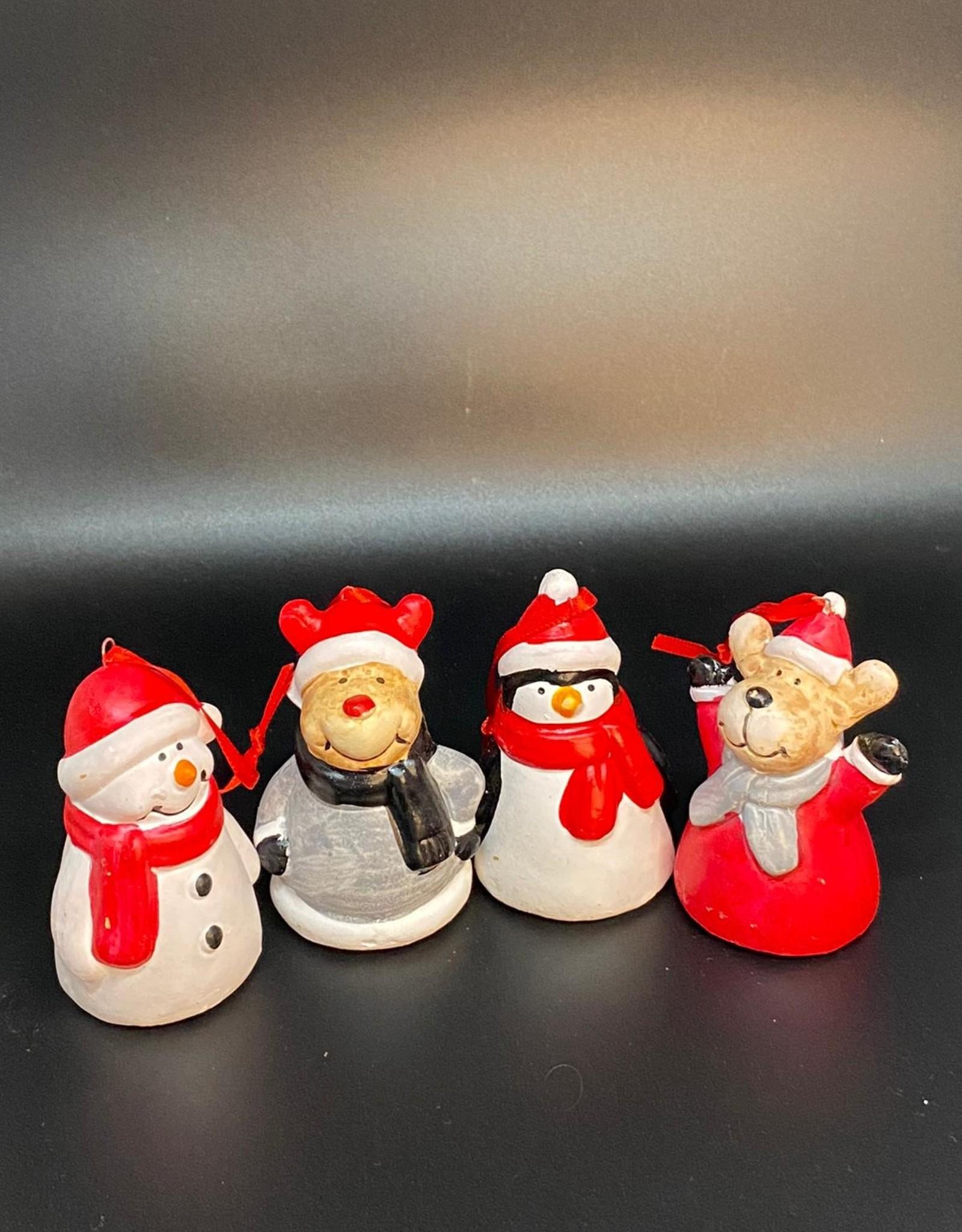 Kerstpoppetje7 cm