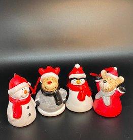Kerstpoppetje 7 cm
