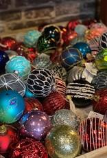 Mix Box Kerstballen Rood