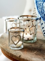 Riviera Maison Beaded Heart Votive S