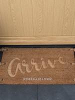 Riviera Maison RM arrive Doormat