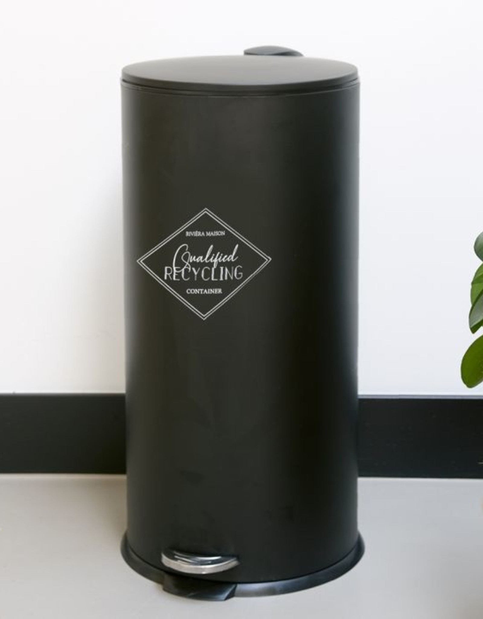 Riviera Maison Qualified Recycling Waste Bin L