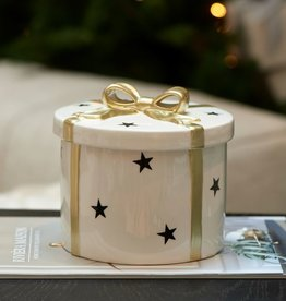 Riviera Maison Christmas Decoration Box Round