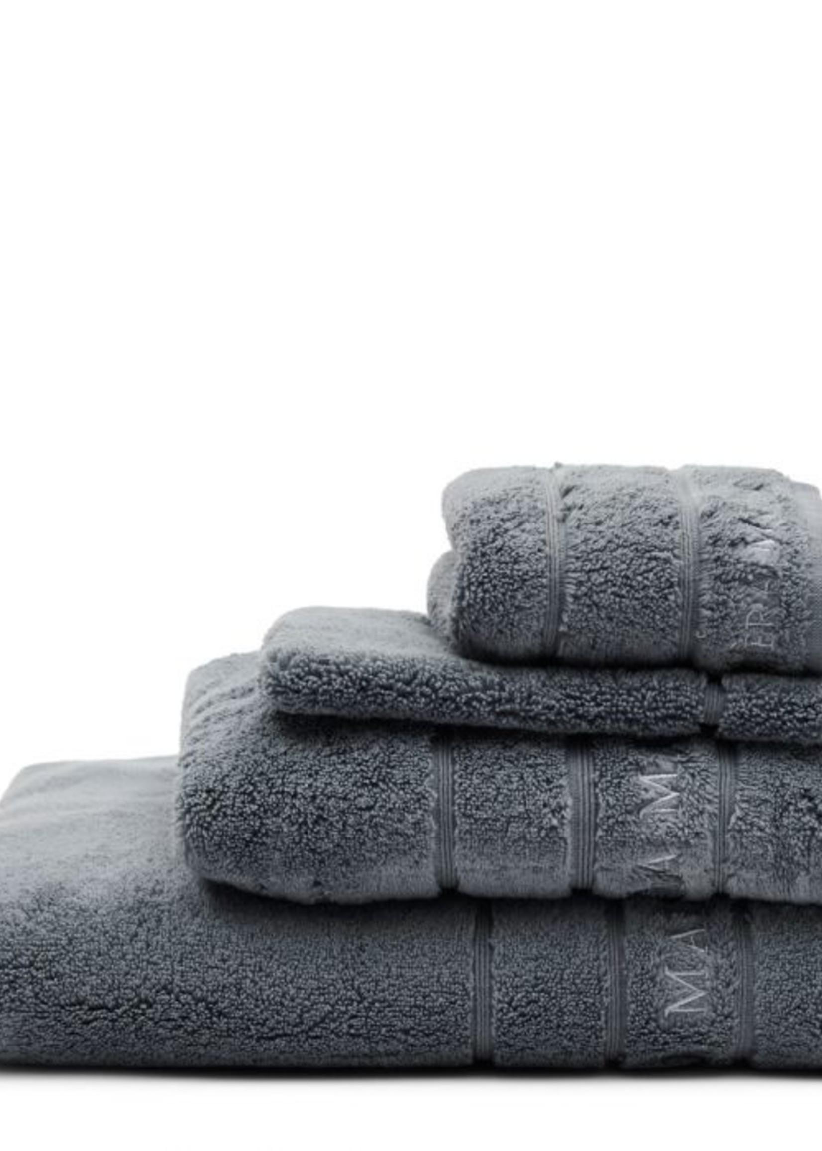 Riviera Maison RM Hotel Towel anthracite 140x70