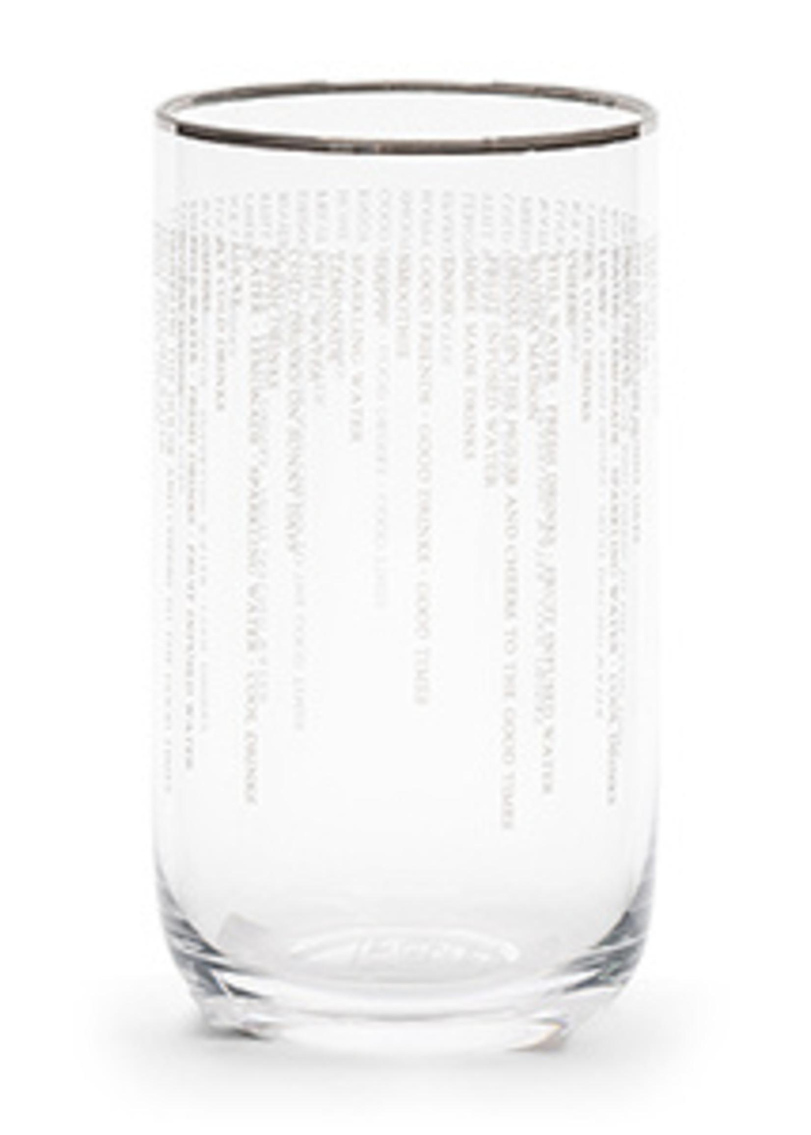 Riviera Maison Fresh Drinks Glass M