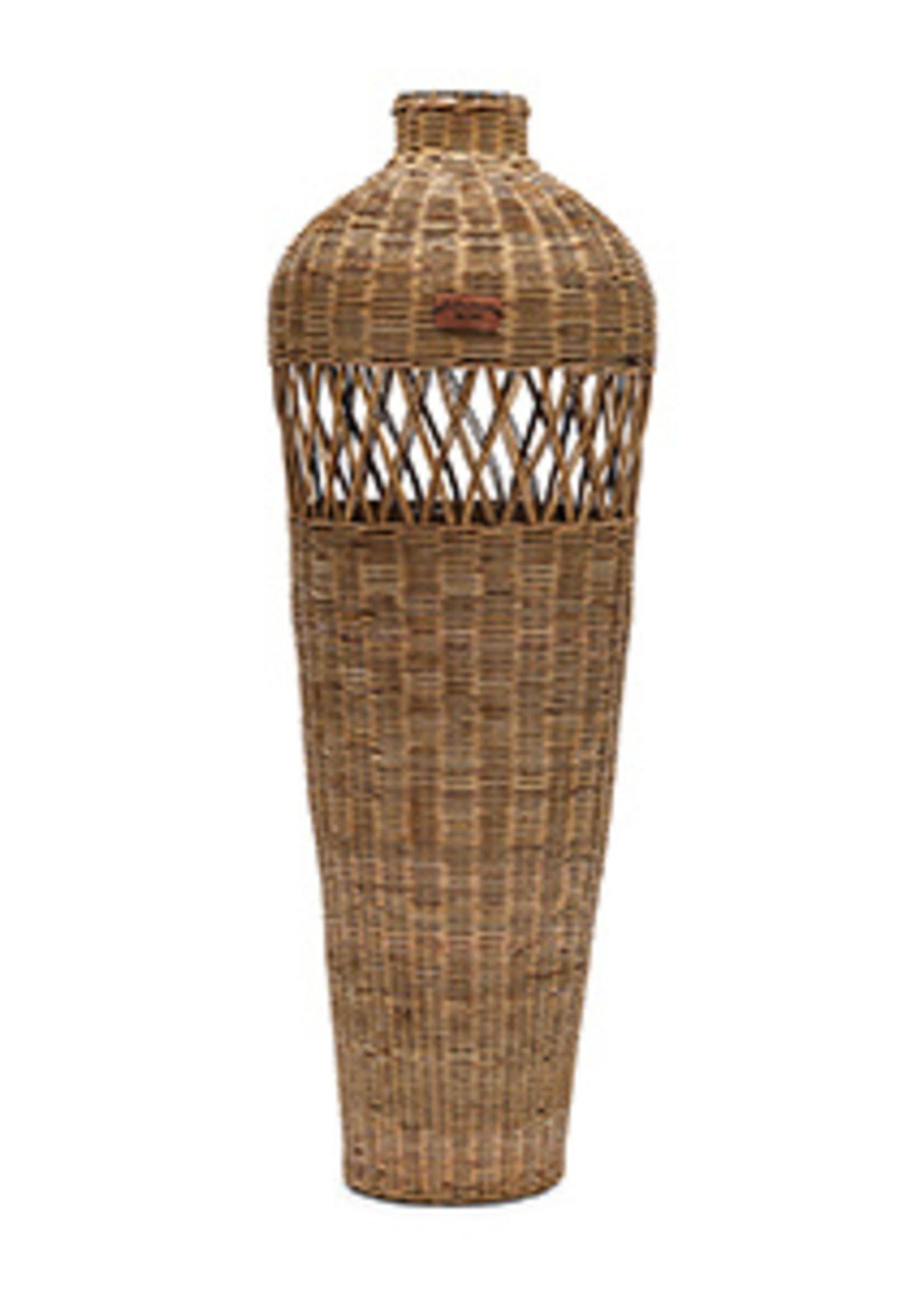 Riviera Maison RR Cross Weave Vase