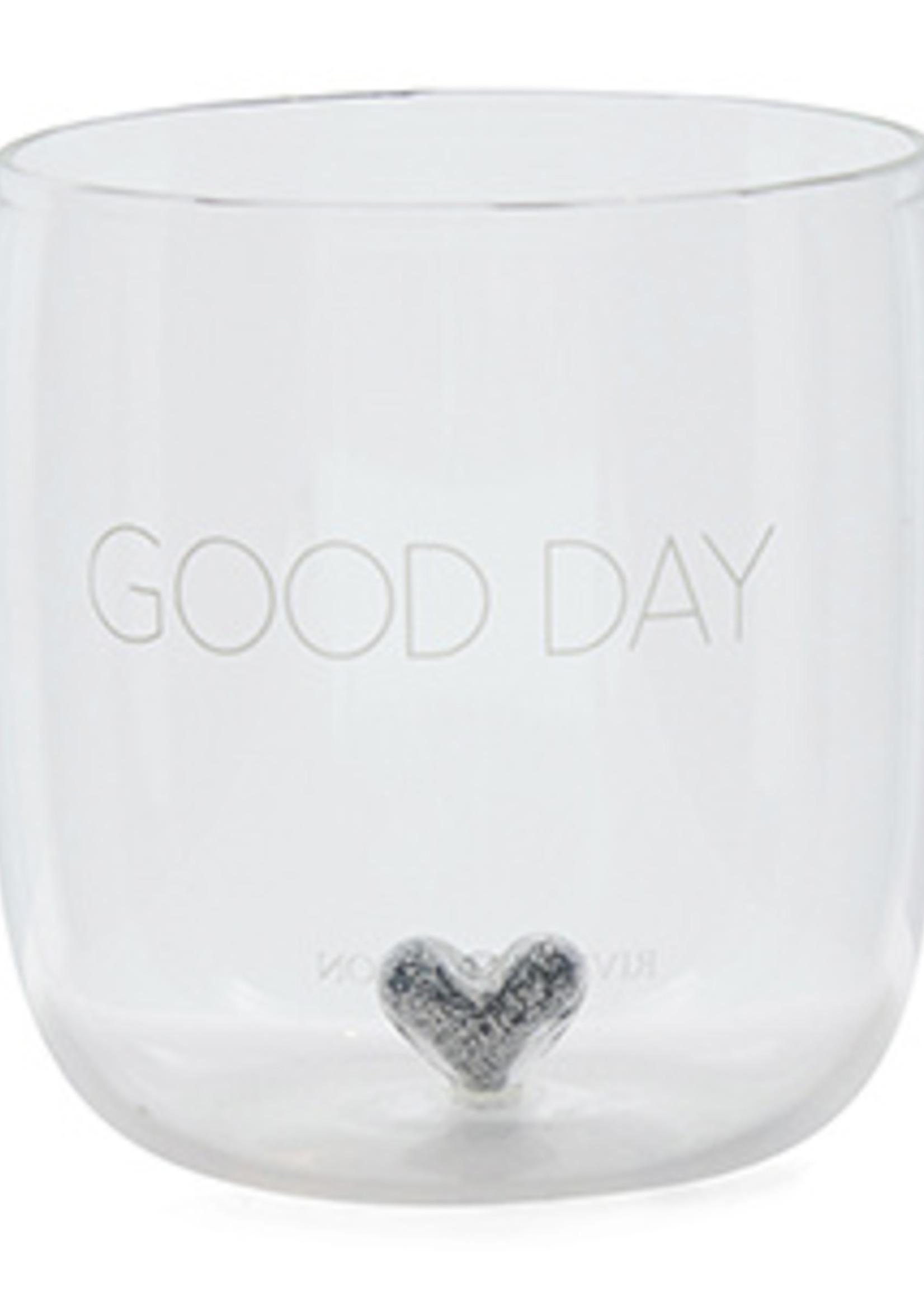 Riviera Maison Good day Glass M