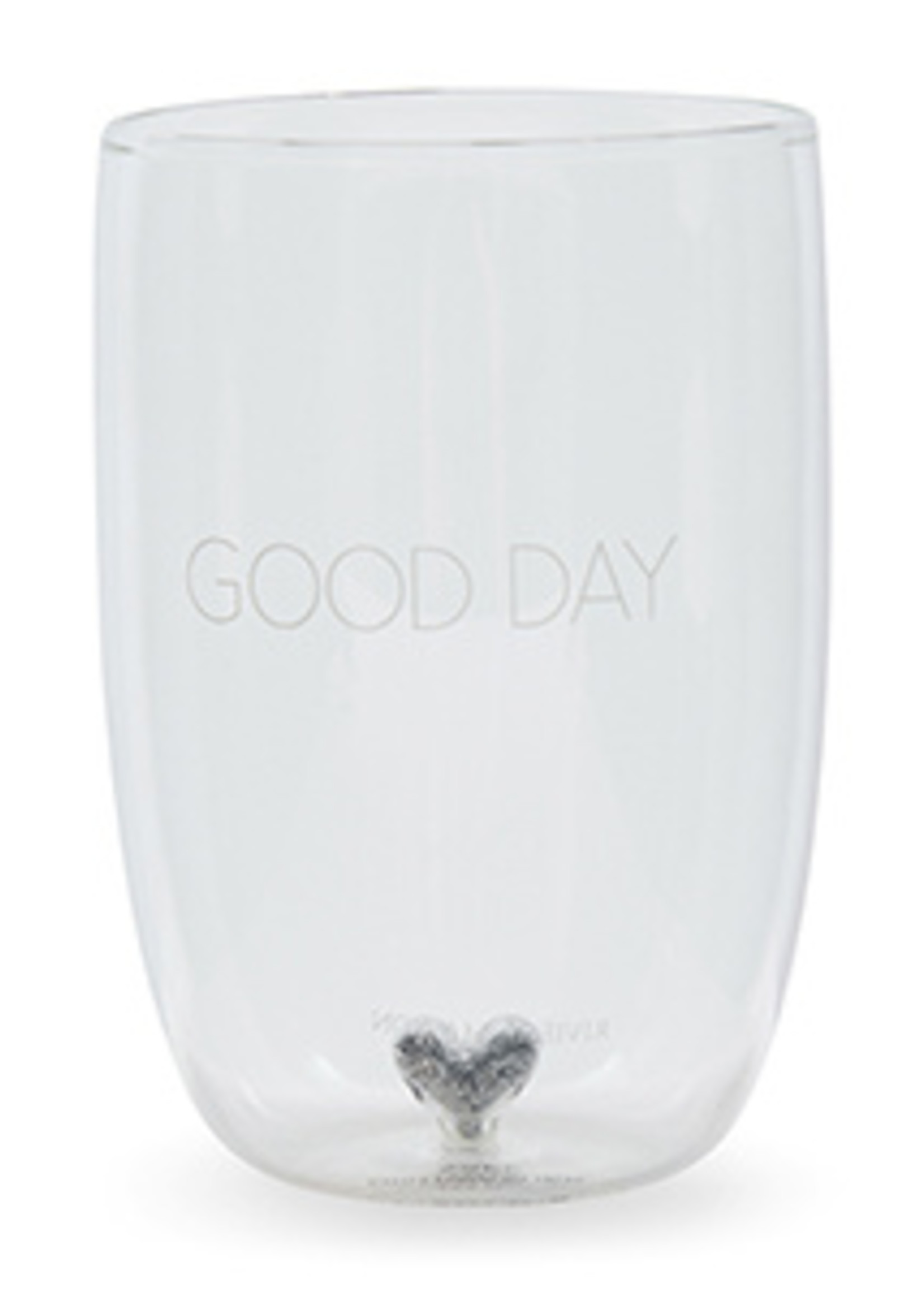 Riviera Maison Good Day Glass L