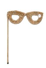 Riviera Maison Rustic Rattan Photobooth Glasses