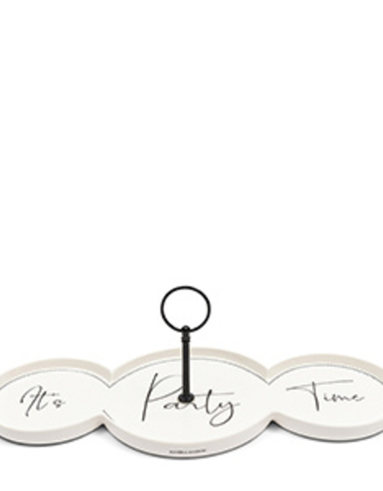 Riviera Maison It's Party Time Serving Plate