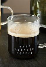Riviera Maison Dark Roasted Coffee Glass