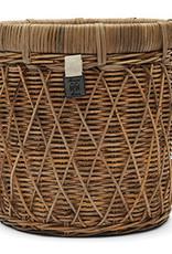 Riviera Maison RR Diamond Weave Planter M