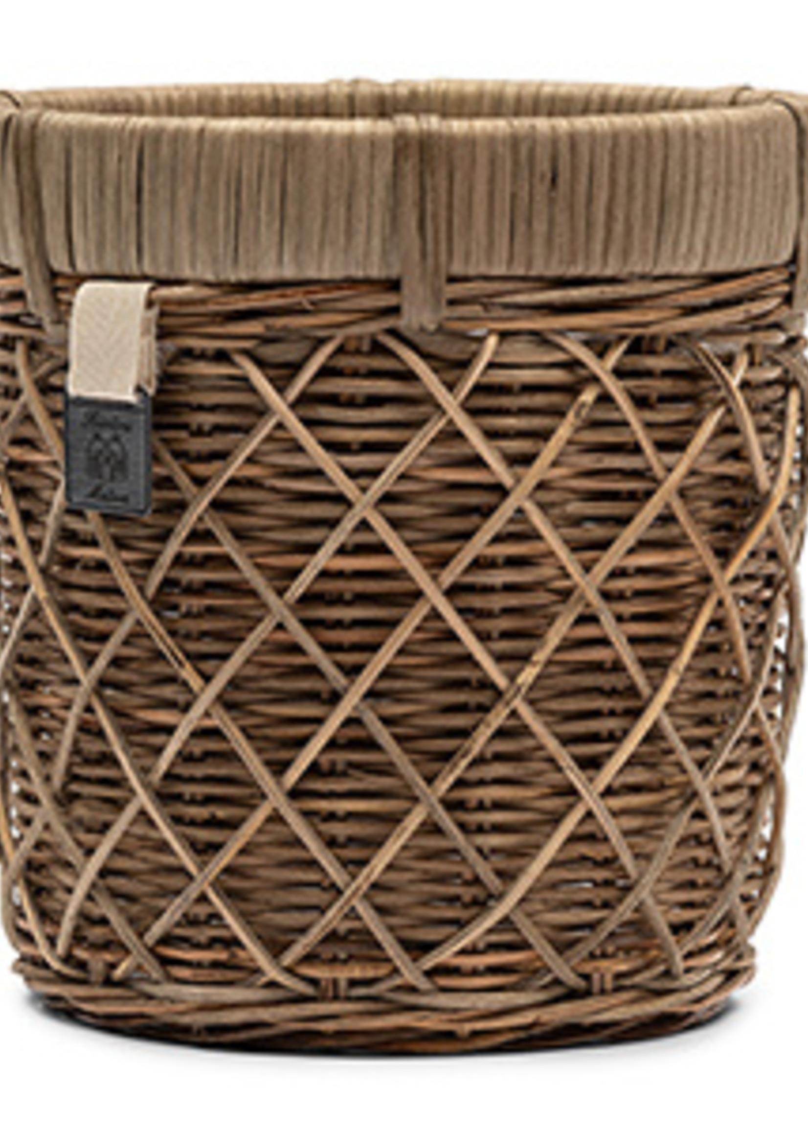 Riviera Maison RR Diamond Weave Planter S