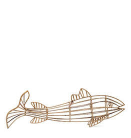 Riviera Maison Fabulous Rattan Fish M