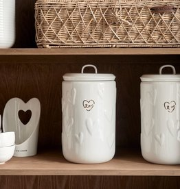 Riviera Maison Food Lovers Storage Jar L