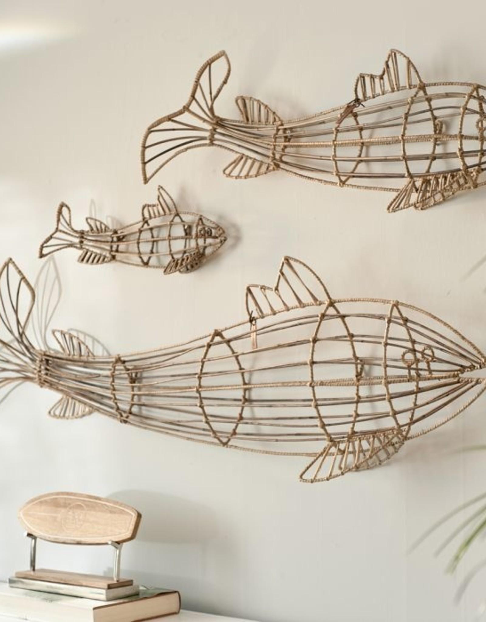 Riviera Maison Fabulous Rattan Fish S