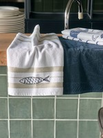Riviera Maison The Seafood Kitchen Towel 2 pieces