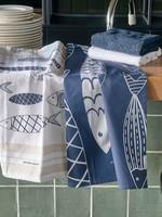 Riviera Maison The Seafood Club Tea Towel 2 pieces